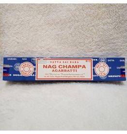 Satya Nag Champa Incense Sticks - 15g.