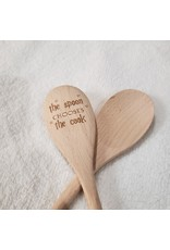 Wooden Spoon - The Spoon Chooses The Cook