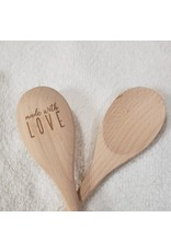Wooden Spoon - Made With Love