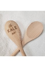 Wooden Spoon - Oh Kale No