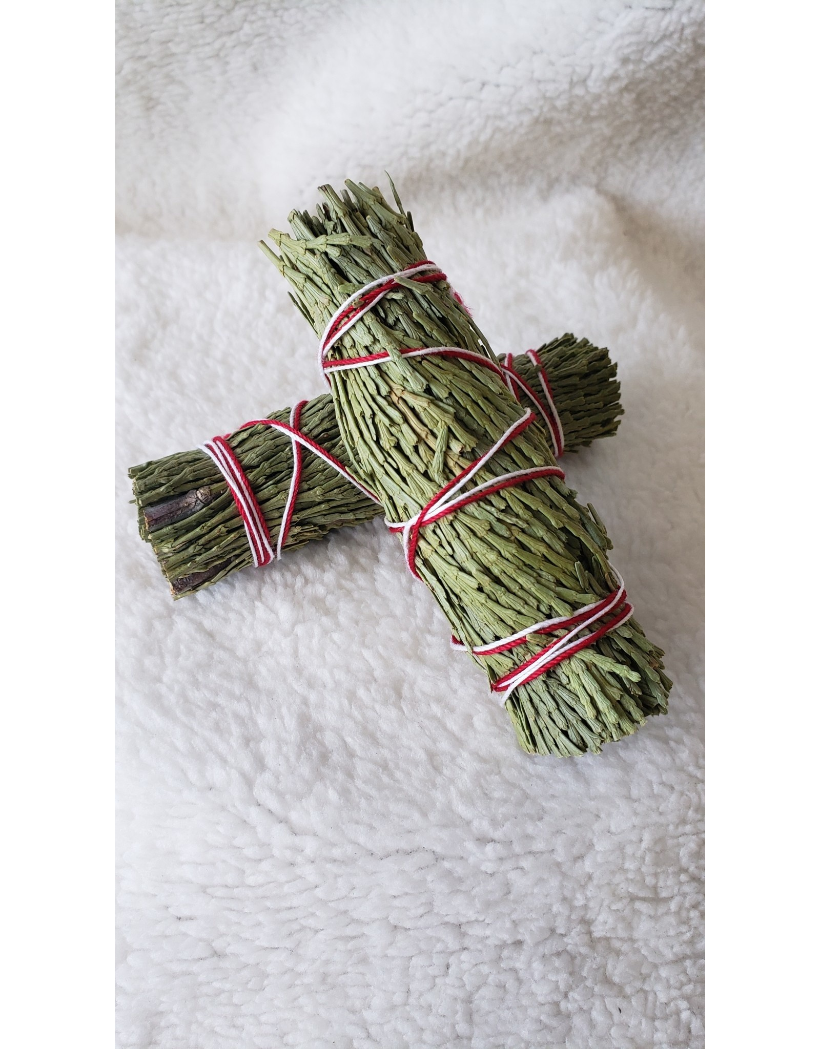 Cedar Smudge Sticks