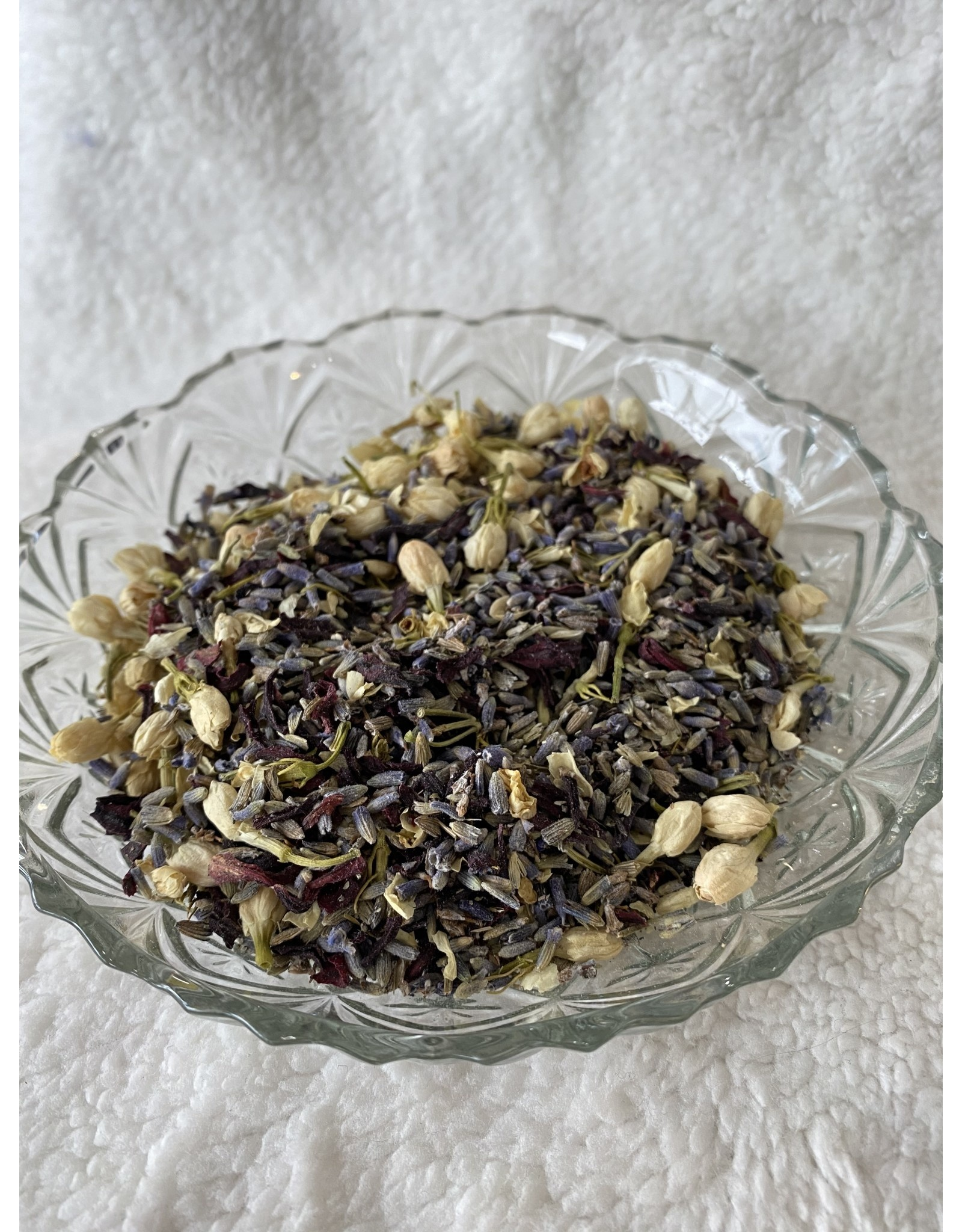 Flower Tea & Bath Blend - 1 oz.