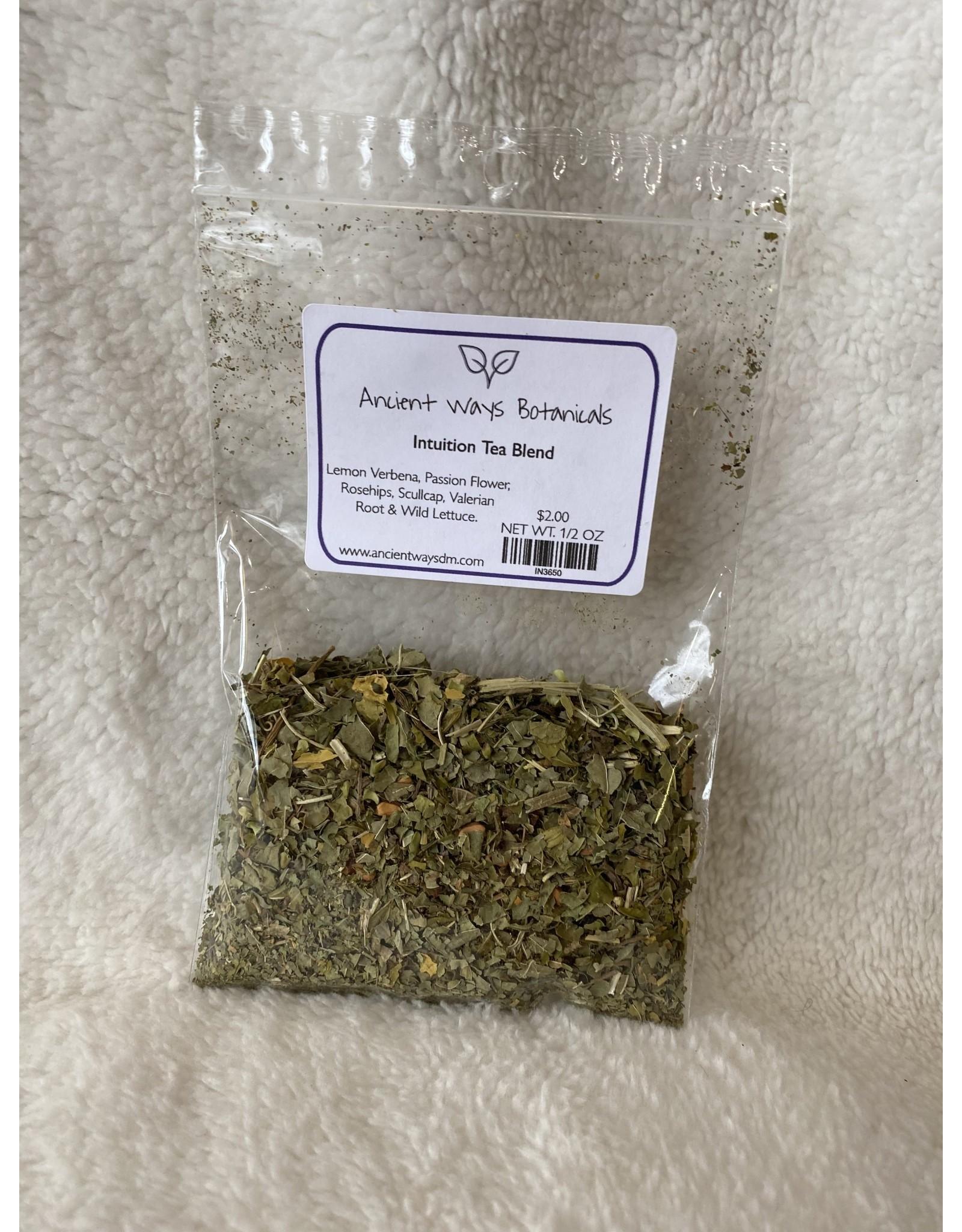 Intuition Tea Blend - 1/2 oz.