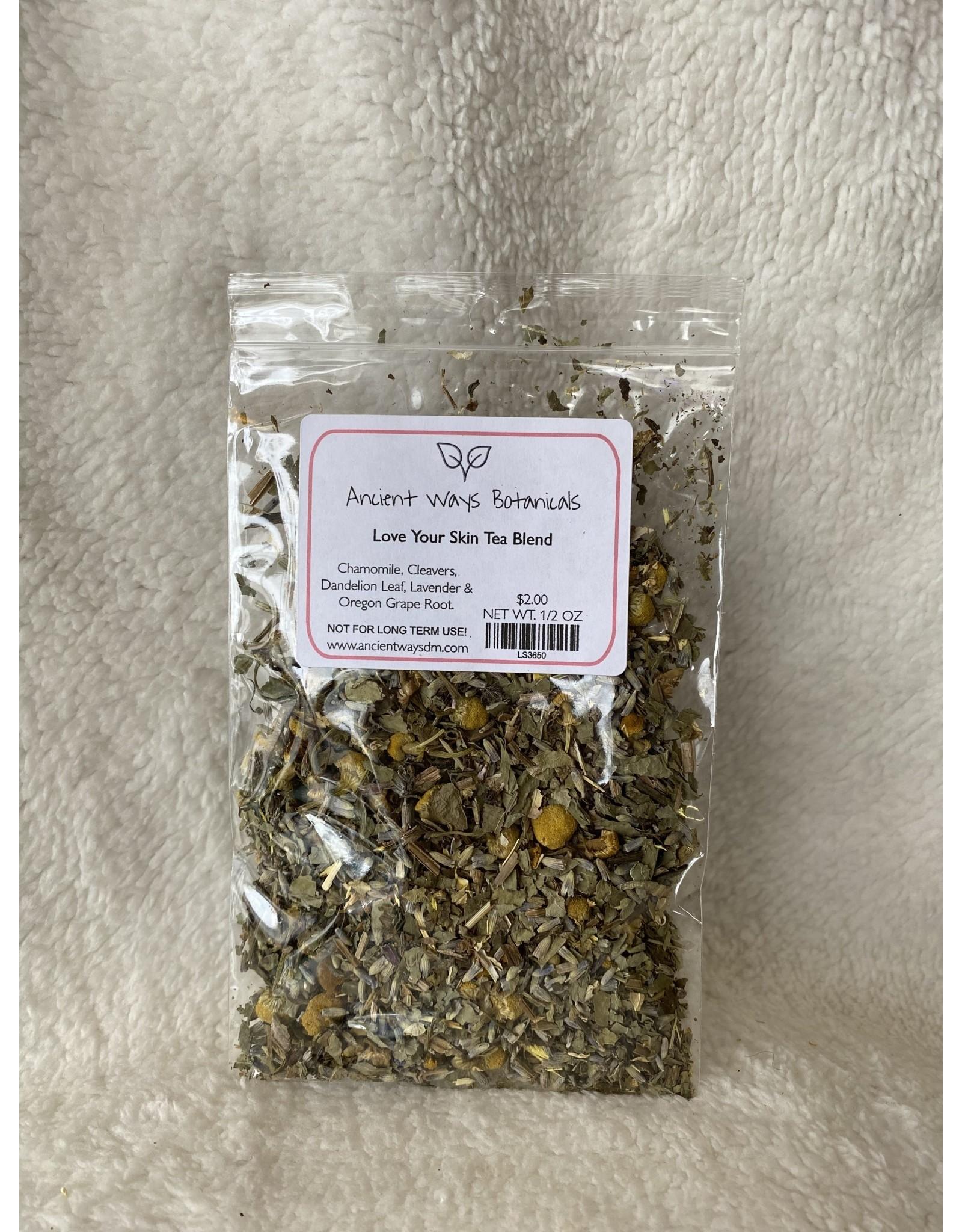 Love Your Skin Tea Blend - 1/2 oz.