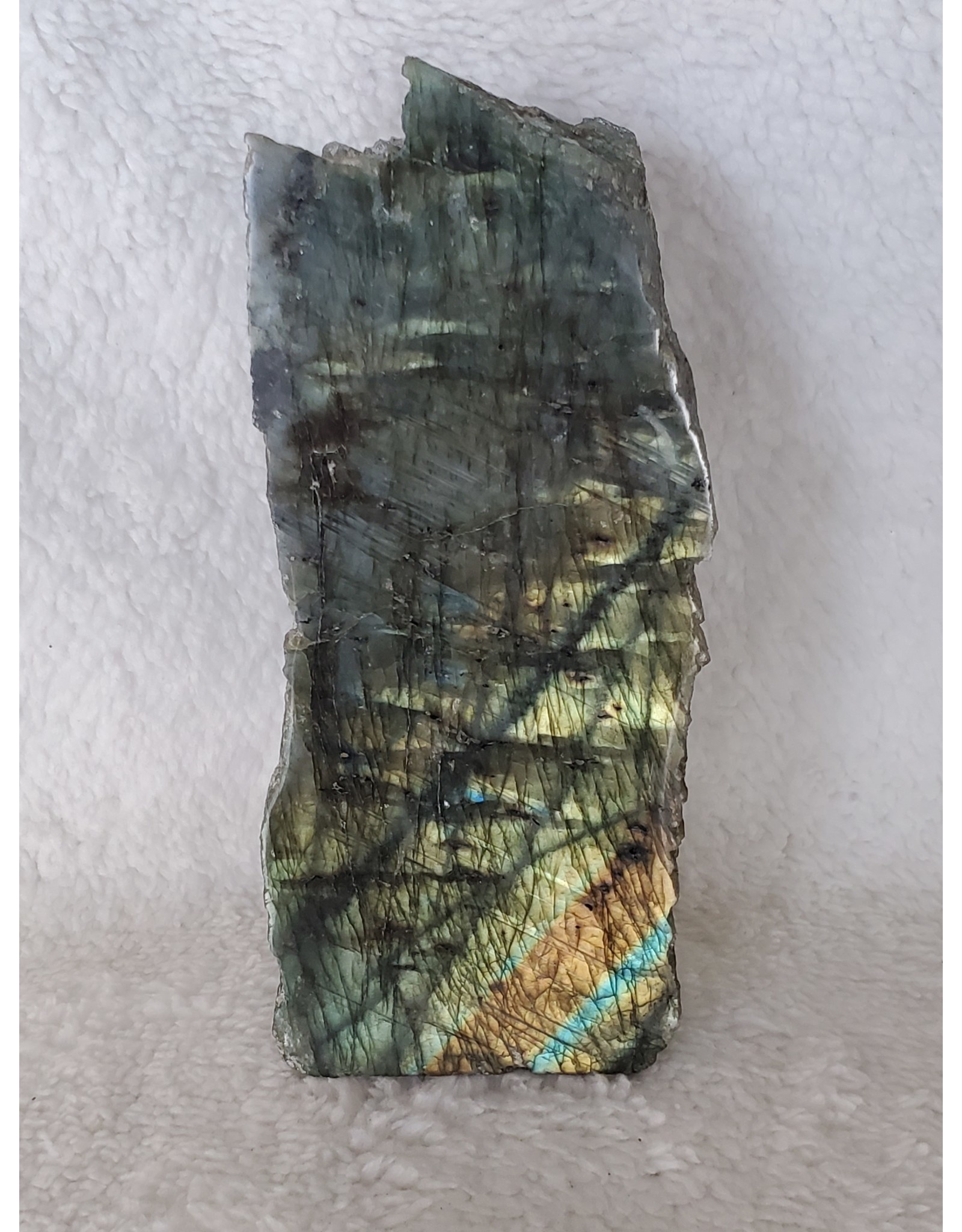 Labradorite w/ One Side Polished
