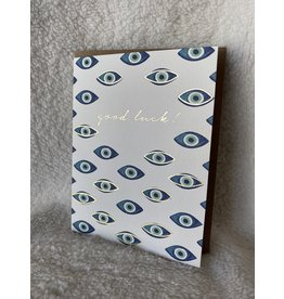Evil Eyes Card