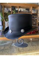 El Dorado Hat, Buffalo Band  Black - Large