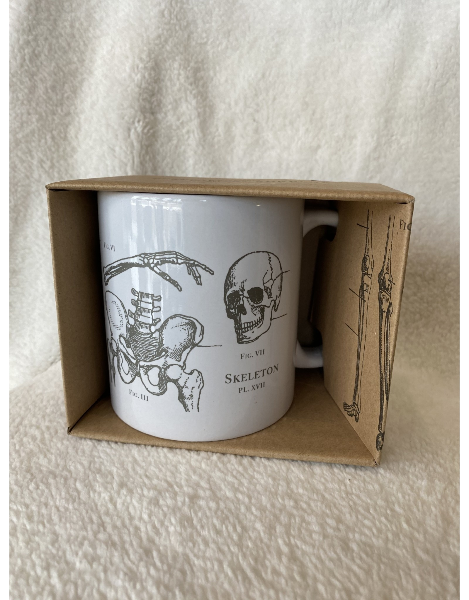 Mega Mug 20 oz. - Skeleton
