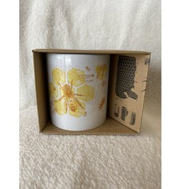 Mega Mug 20 oz. - Honey Bees