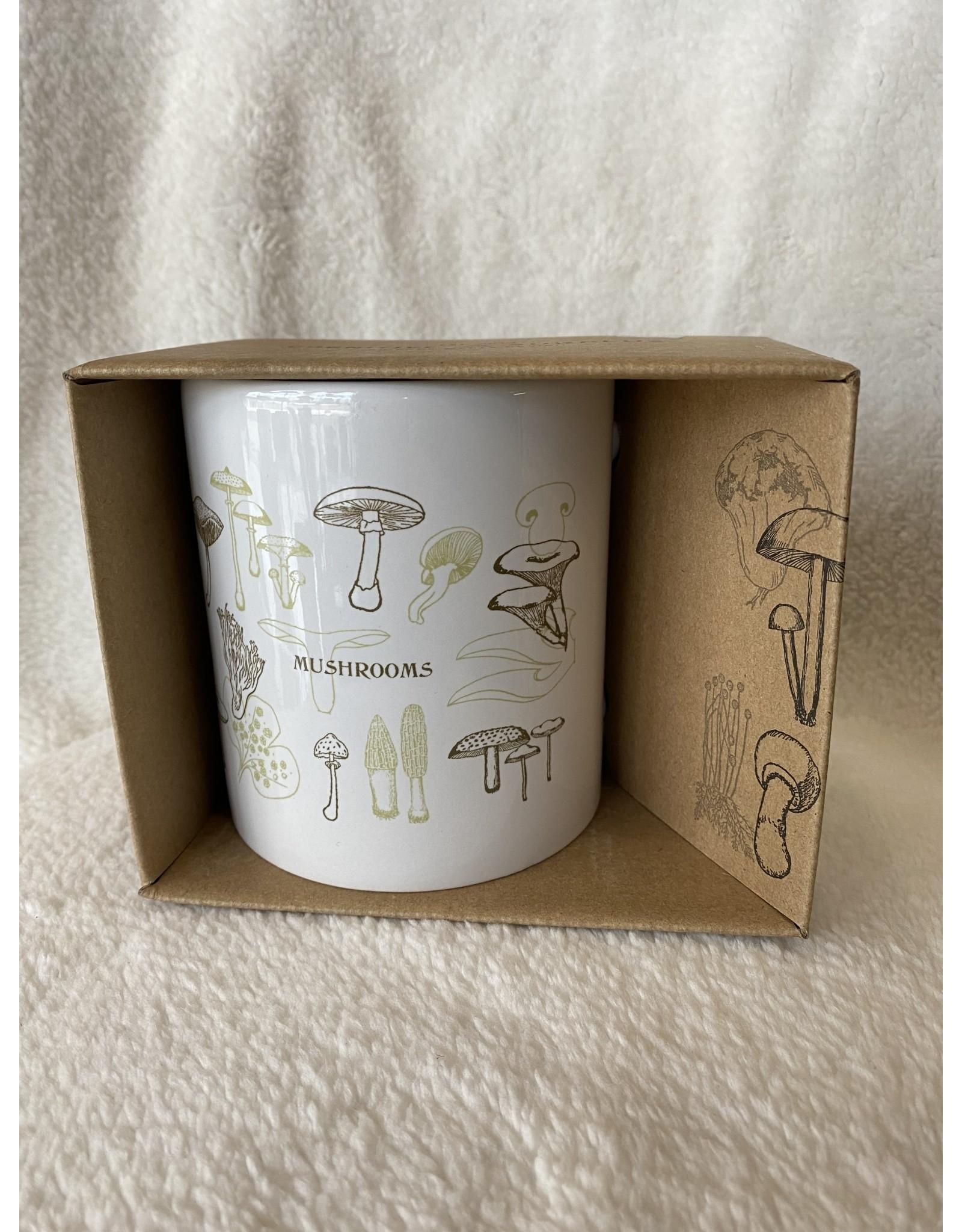 Mega Mug 20 oz. - Mushrooms