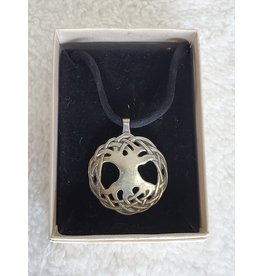 Large SS Tree Of Life Necklace