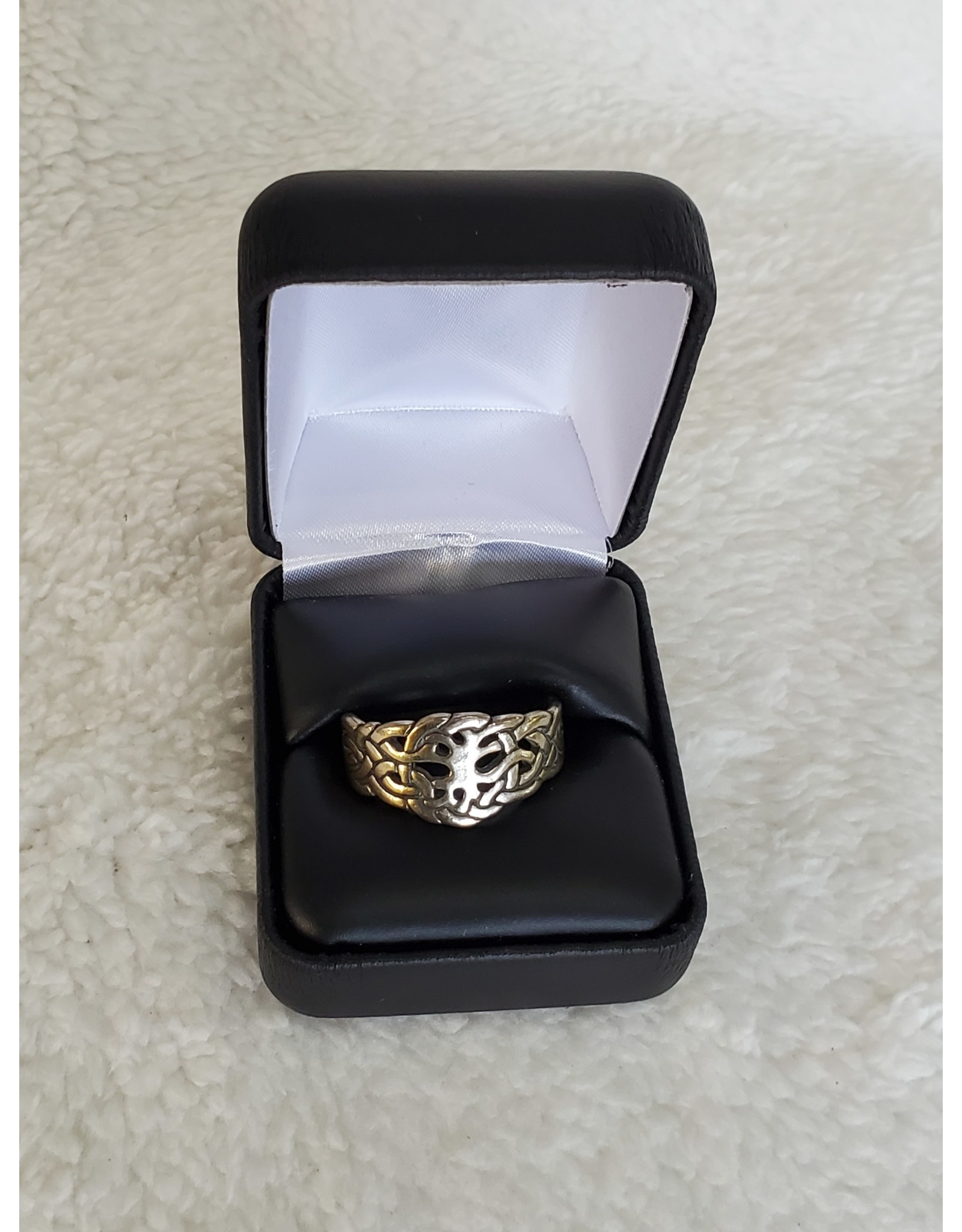 Tree of Life Ring Size 13.5