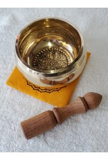 Wheel of Life Singing Bowl Gift Set