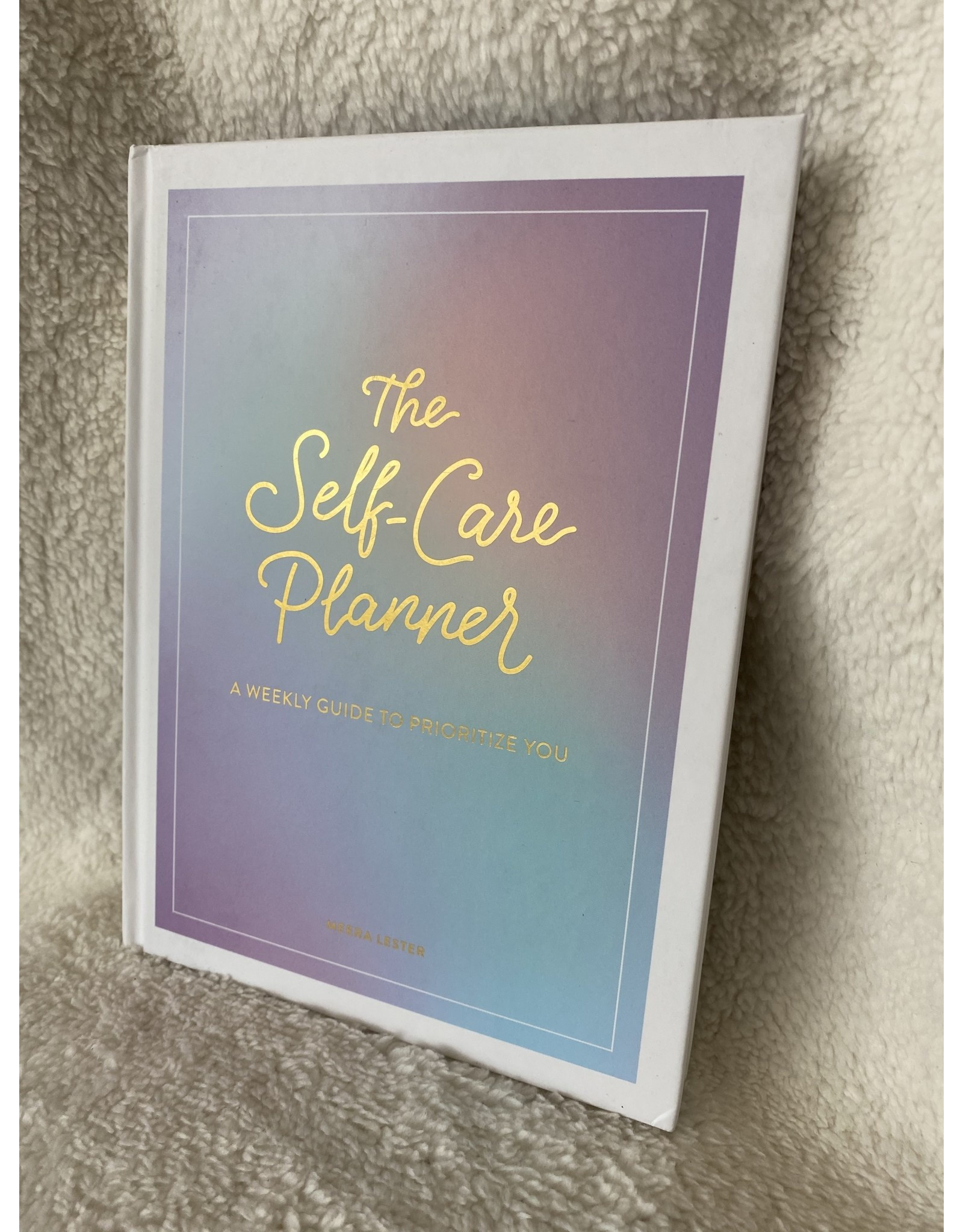 The Self-Care Planner