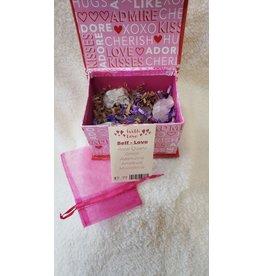 Self - Love Valentine Stone Box