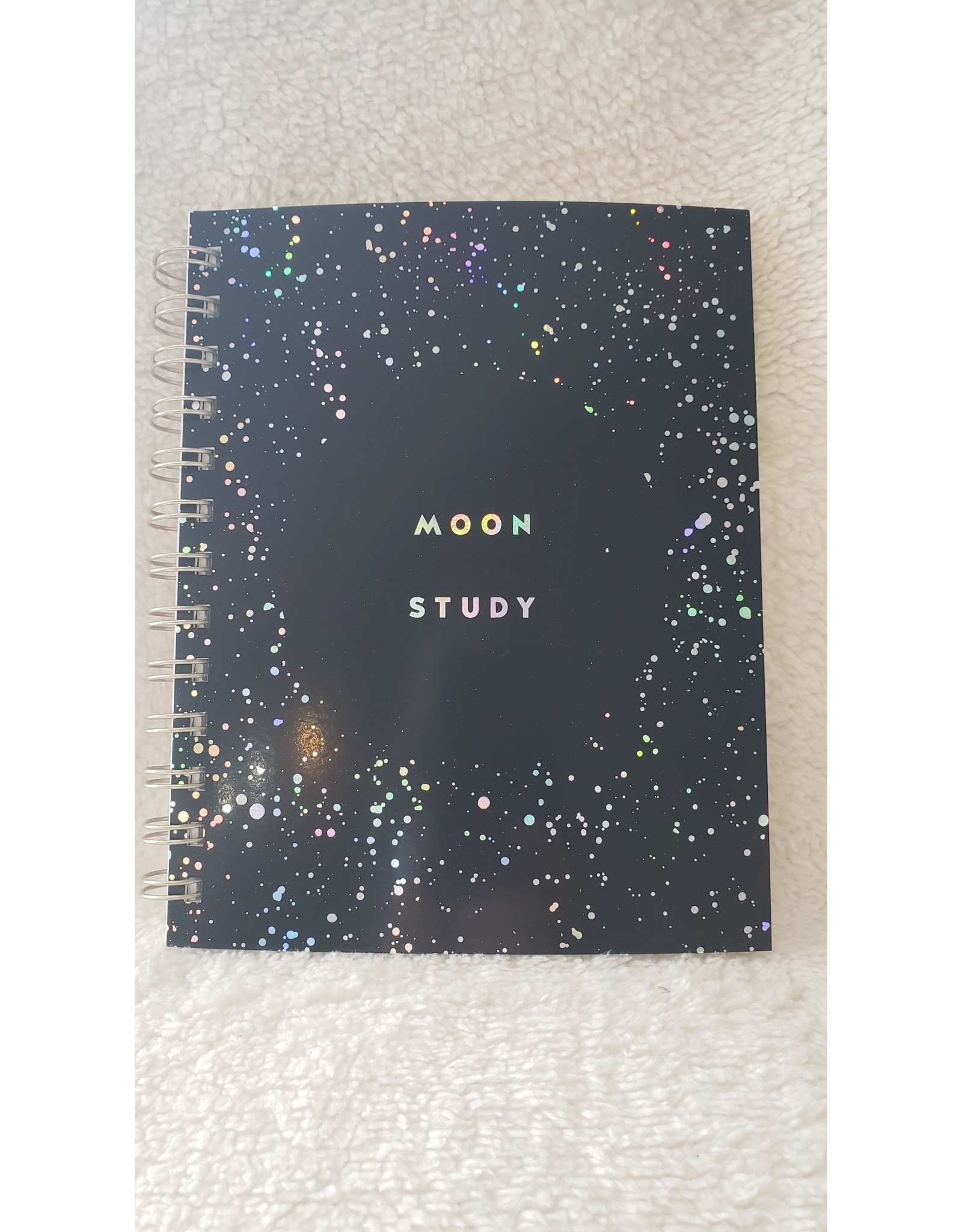 Moon Study Reflection Journal