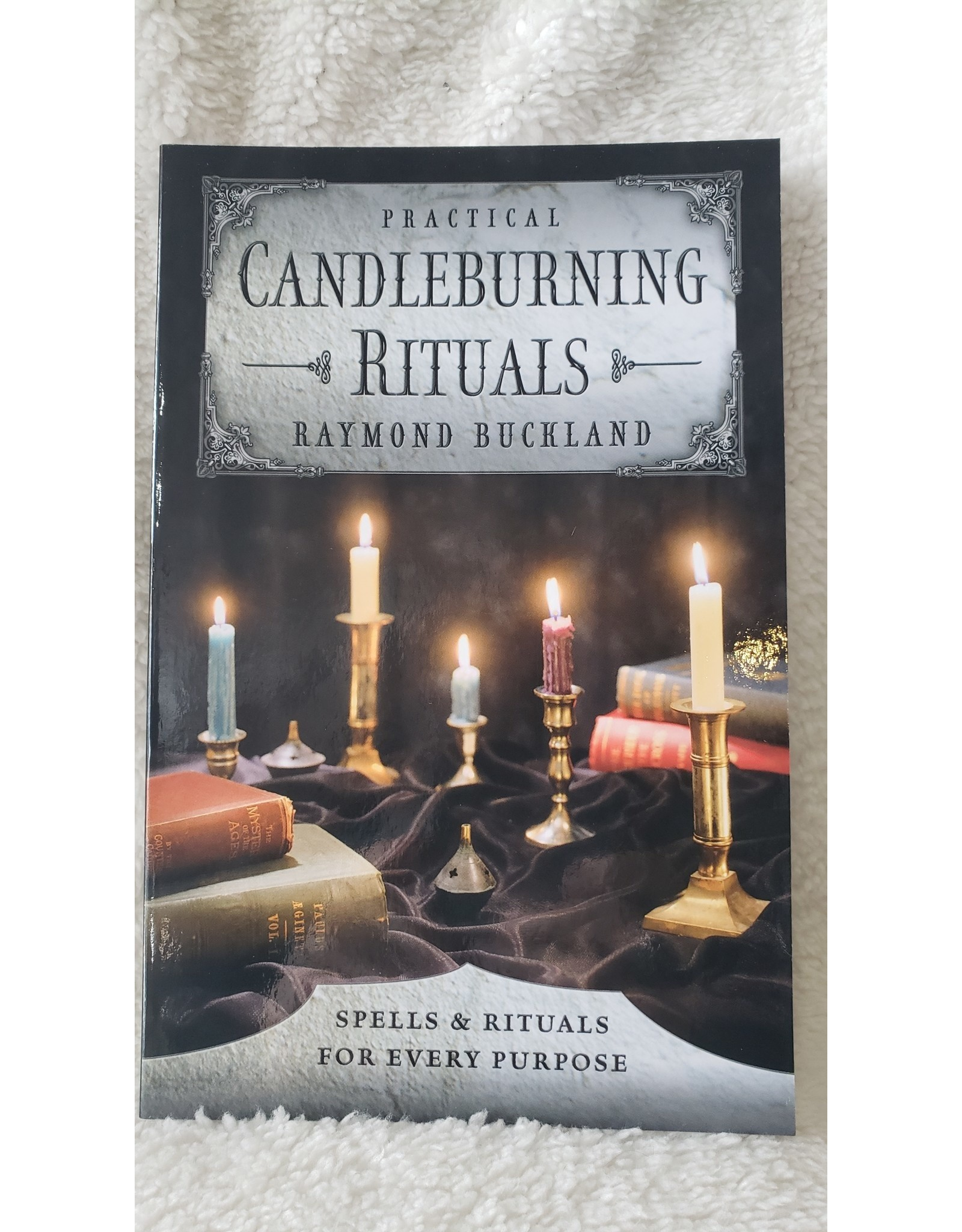 Practical Candle Burning Rituals
