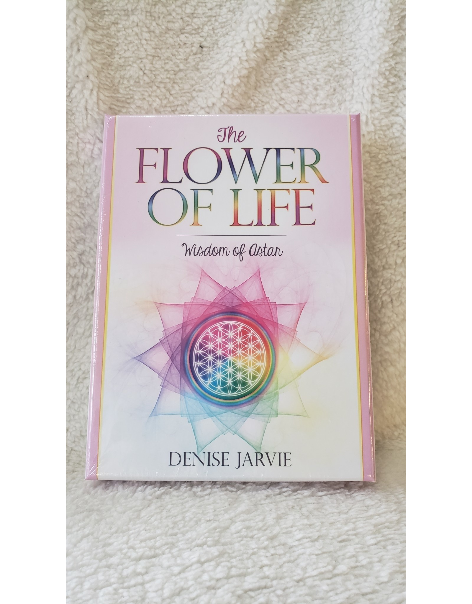 The Flower of Life Guidance Cards