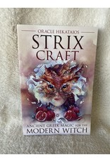 Strix Craft | Ancient Greek Magic for The Modern Witch