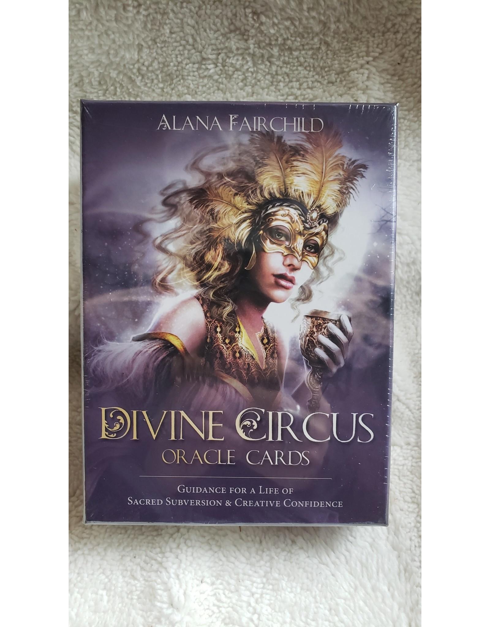Divine Circus Oracle
