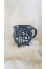 Witches Brew | Black Cauldron Mug