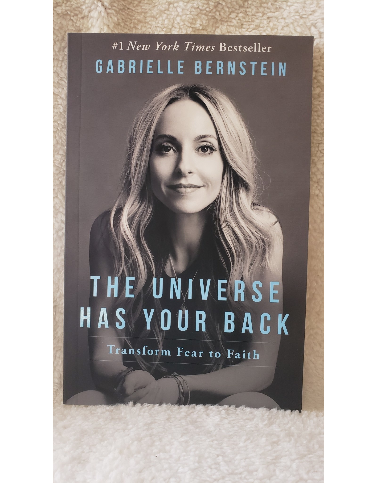 The Universe Has Your Back | Book