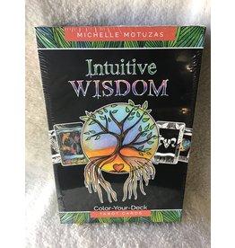 Intuitive Wisdom | Color Your Deck Tarot Cards
