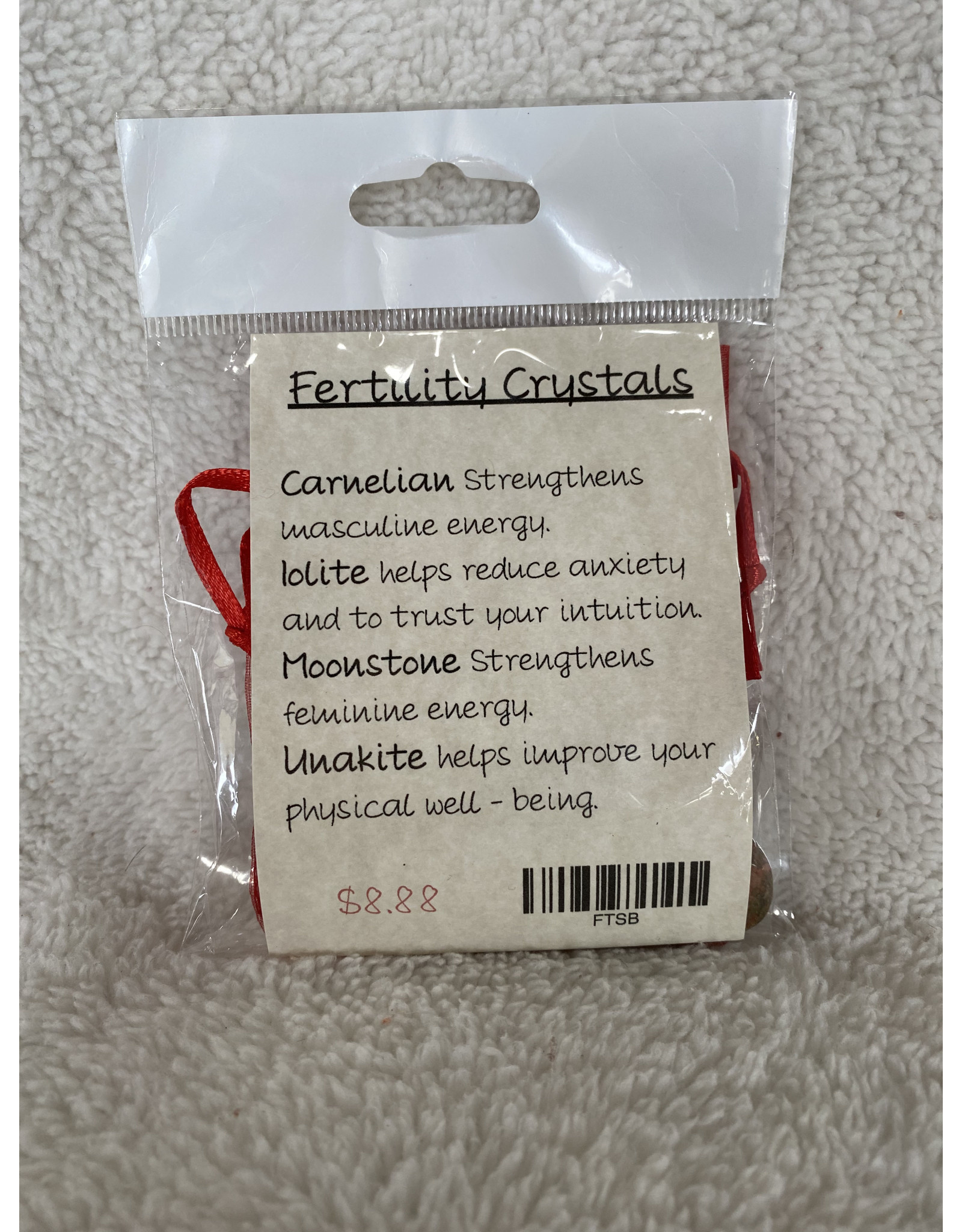 Crystal Baggie | Fertility