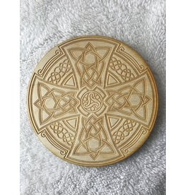"""Zen and Meow Celtic Cross #2 Crystal Grid 