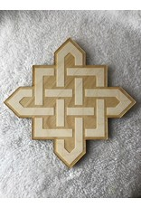 """Zen and Meow Celtic Knot Crystal Grid   8"""""""