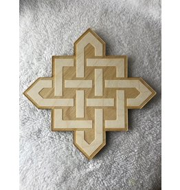 """Zen and Meow Celtic Knot Crystal Grid 