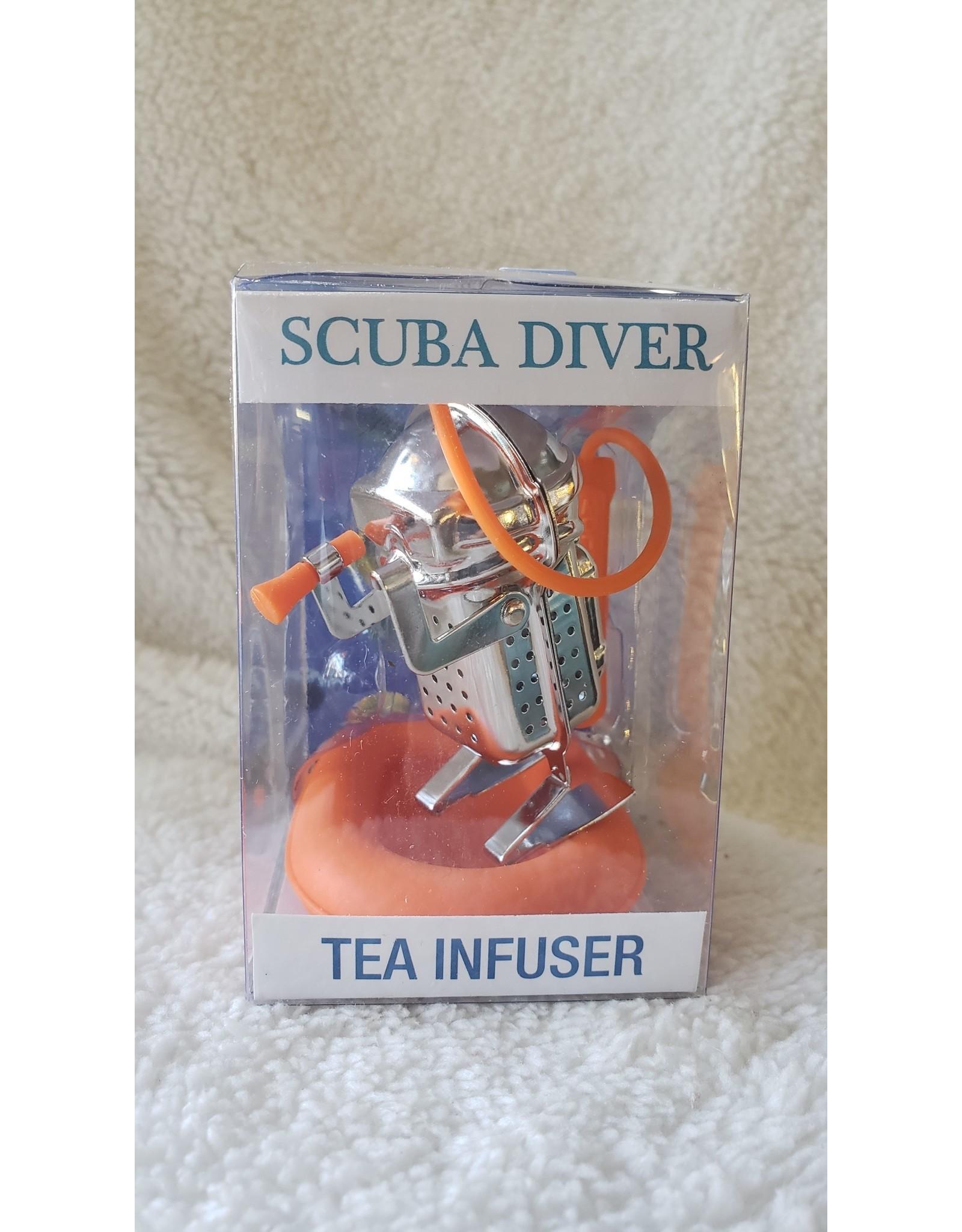 Scuba Diver Tea Infuser