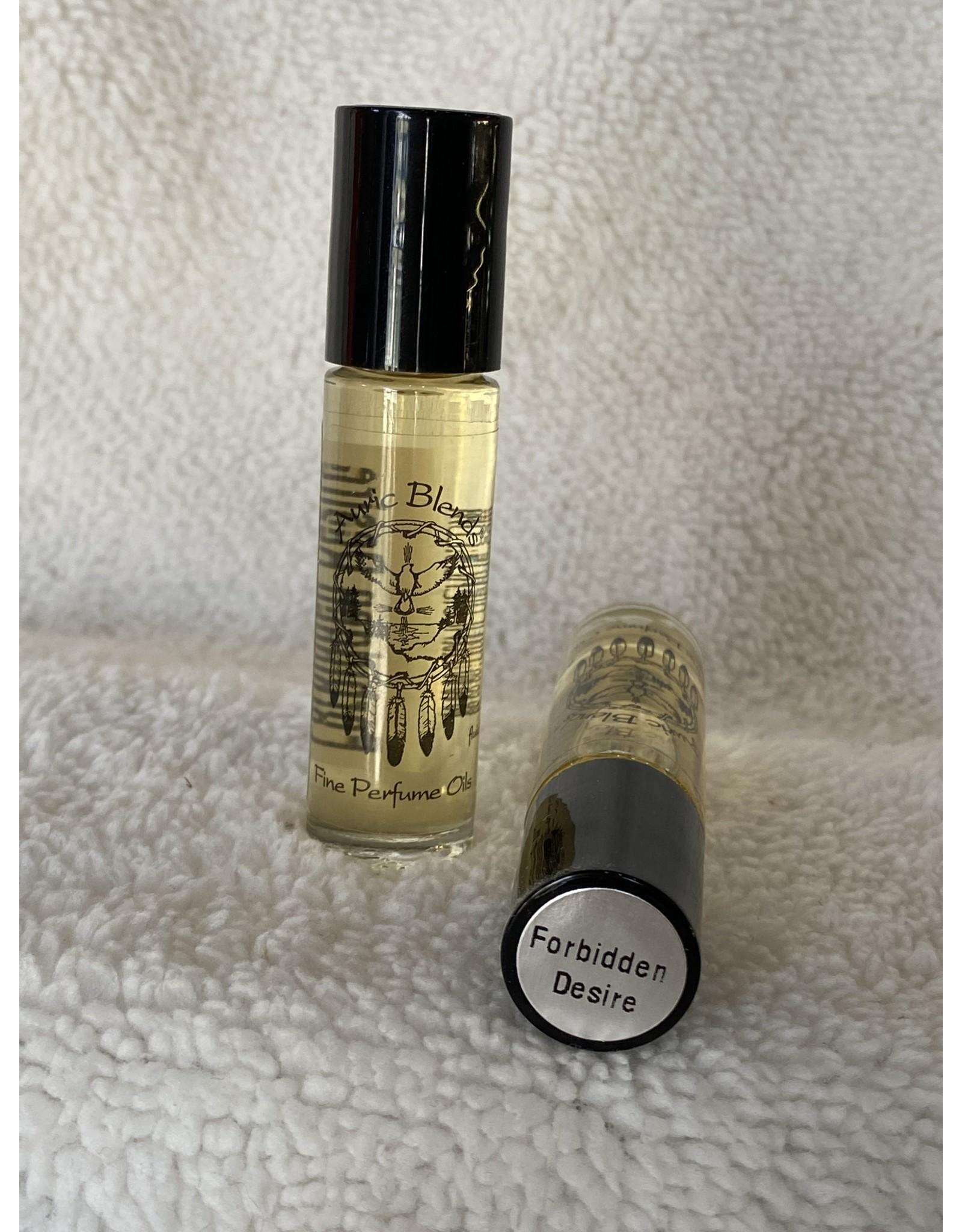 Auric Blends Perfume Roll-on | Forbidden Desire