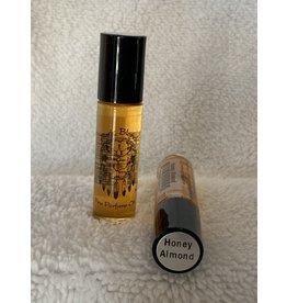 Auric Blends Perfume Roll-on   Honey Almond