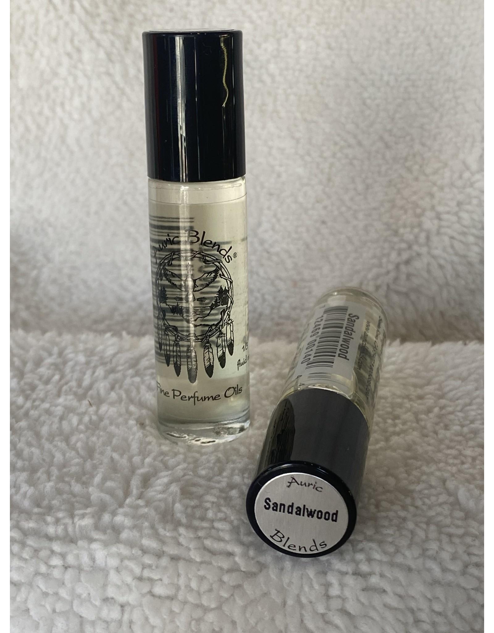 Auric Blends Perfume Roll-on | Sandalwood