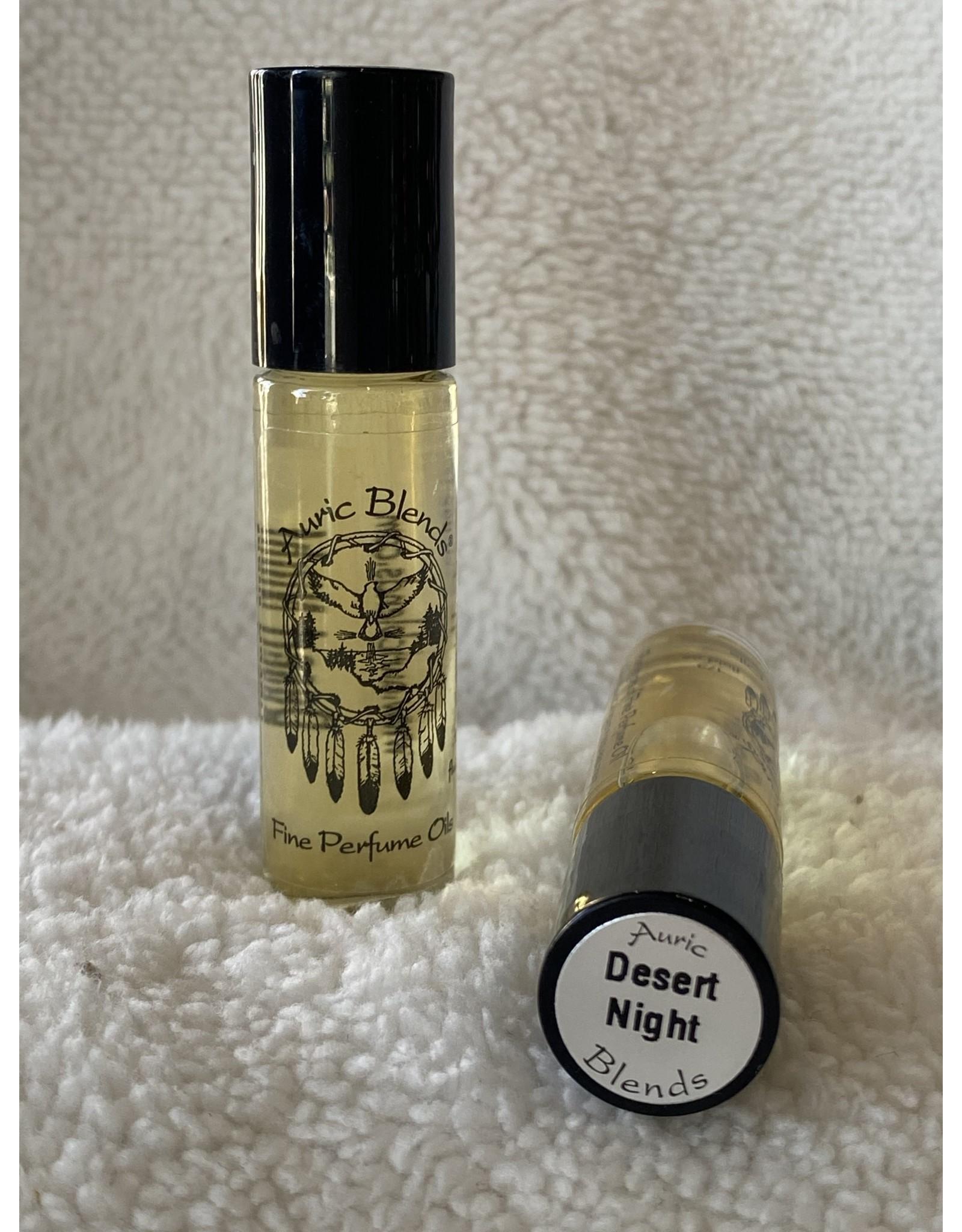 Auric Blends Perfume Roll-on   Desert Night