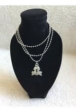 Angel Vaughan Gemini Zodiac Necklace
