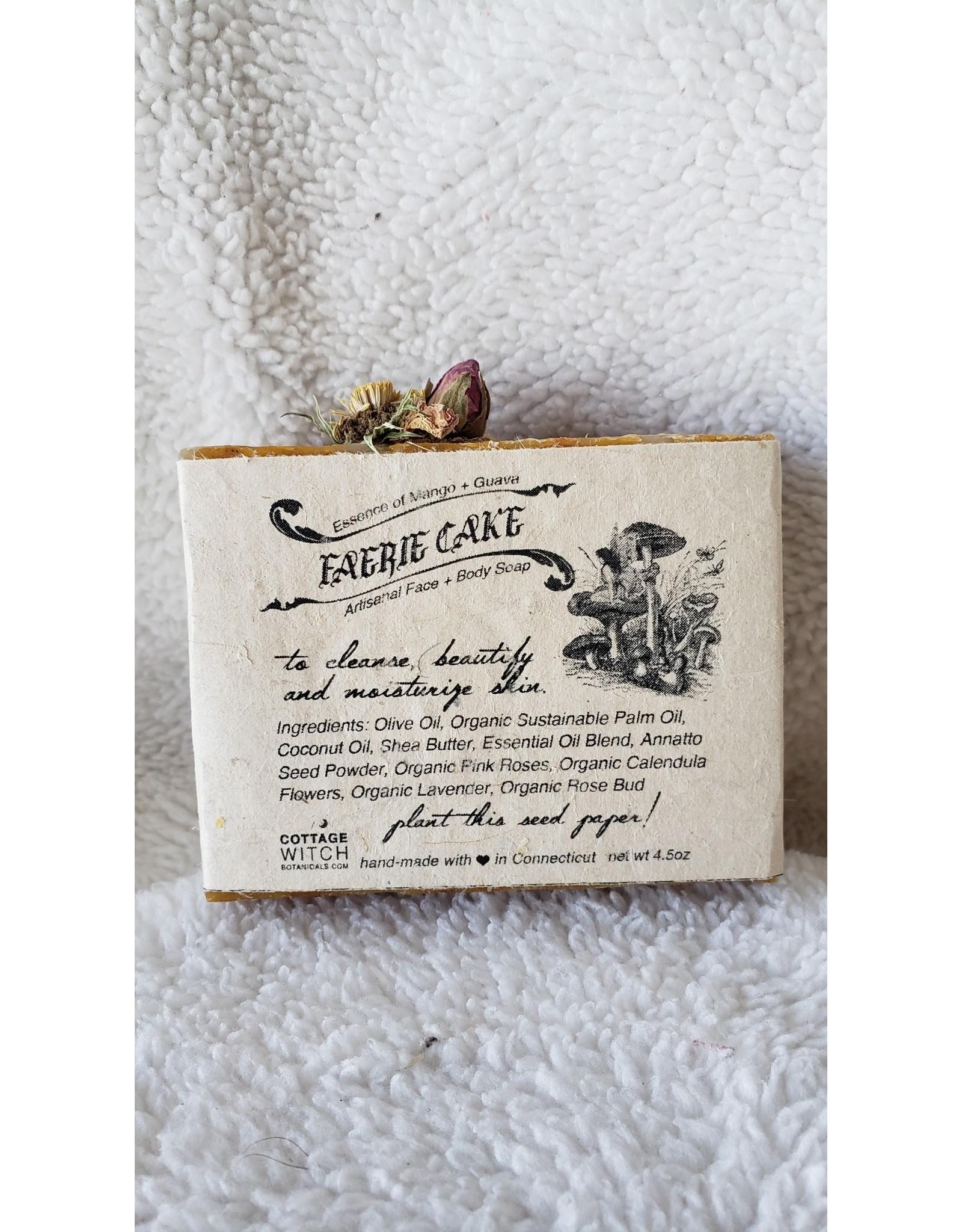 Faerie Cake Facial Soap
