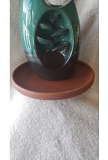 Ceramic Plate for Backflow Burners