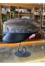 Ultra Hat, Bomber Grey - Large