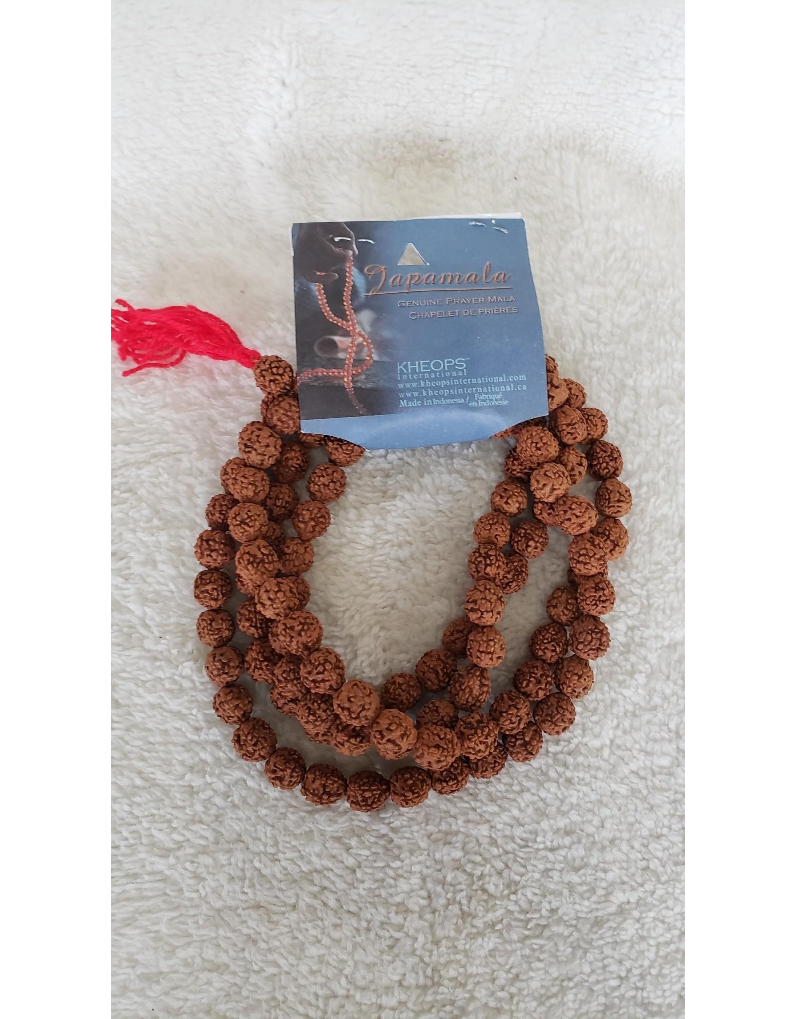 Mala Beads | Rudraksha