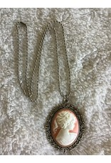 Angel Vaughan Victorian Style Necklace