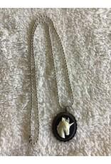 Angel Vaughan Unicorn Necklace