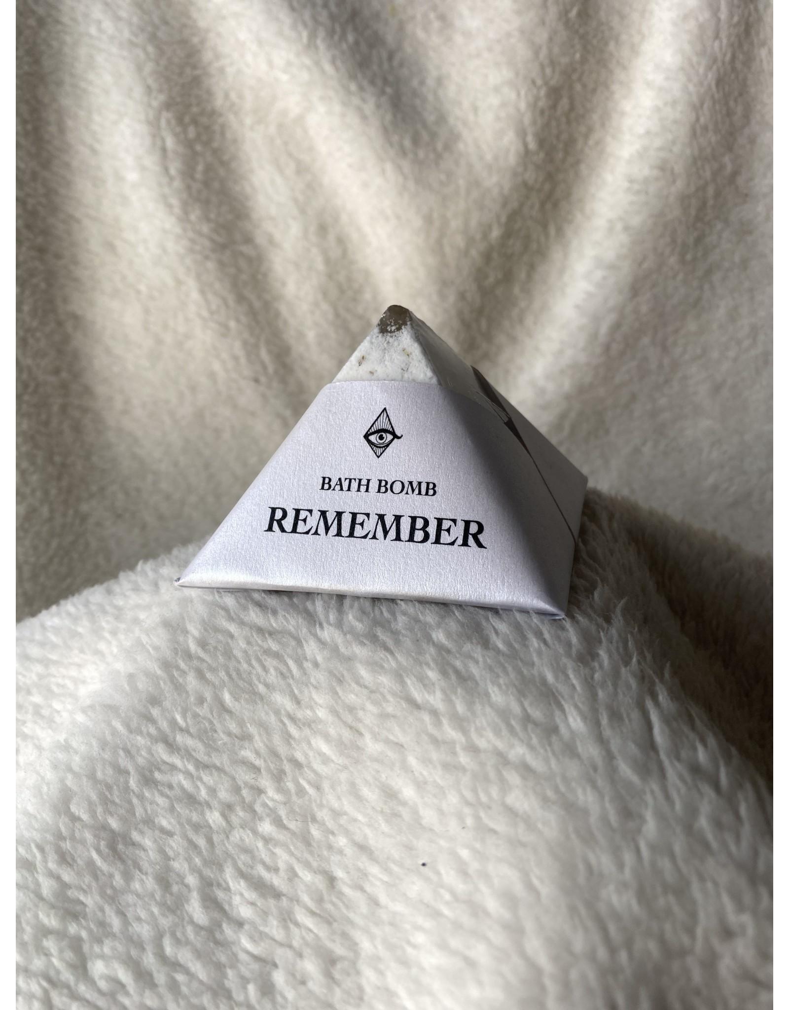 Remember - Bath Bomb