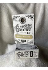Spinster Sisters Co. 4.8 oz. Soap Bar | Vanilla Latte