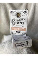 Spinster Sisters Co. 4.5 oz. Soap Bar | Orange Blossom Rose Petal