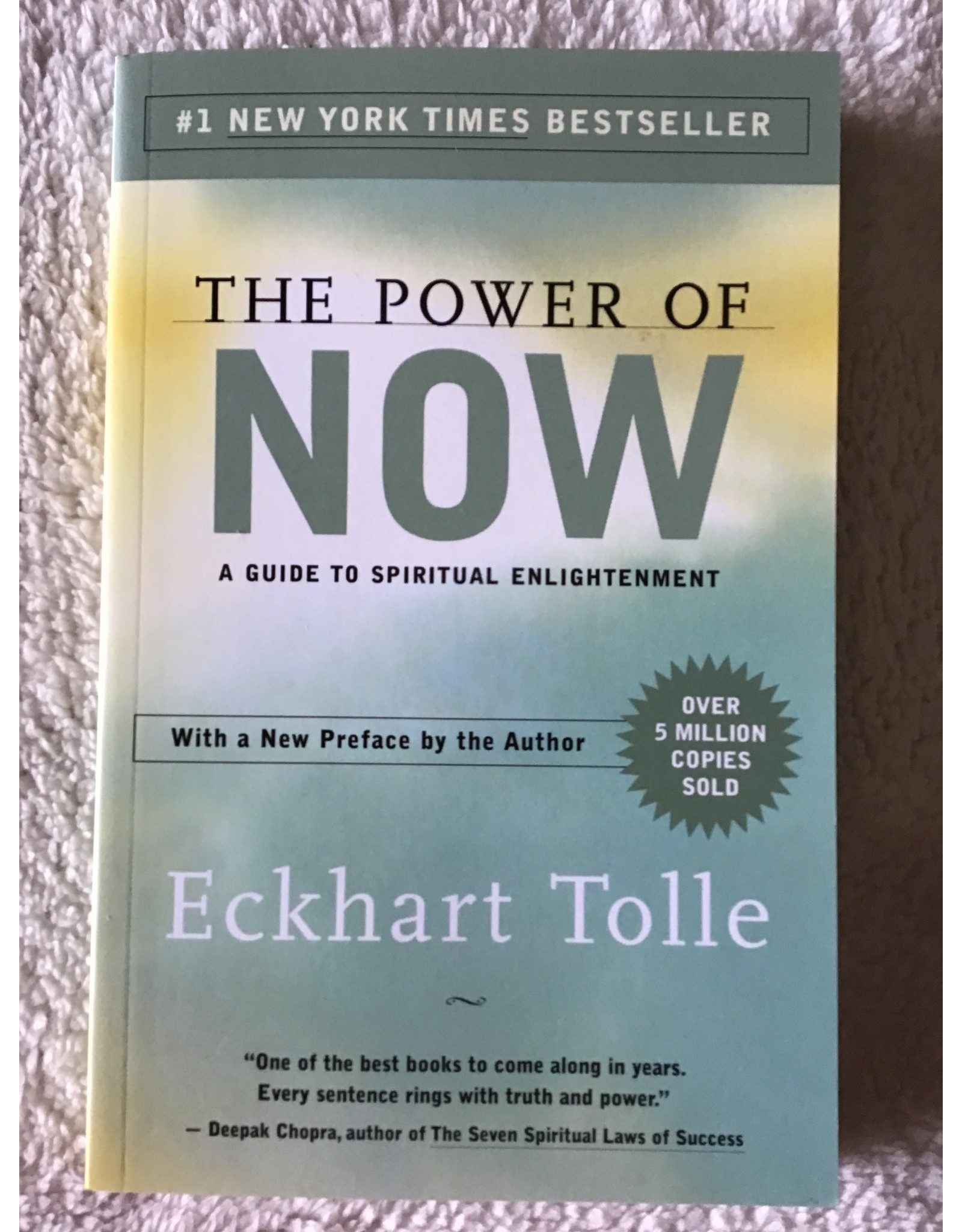 The Power of Now | A Guide to Spiritual Enlightenment