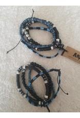 Anju Jewelry Aadi Blue Bracelet Bundle
