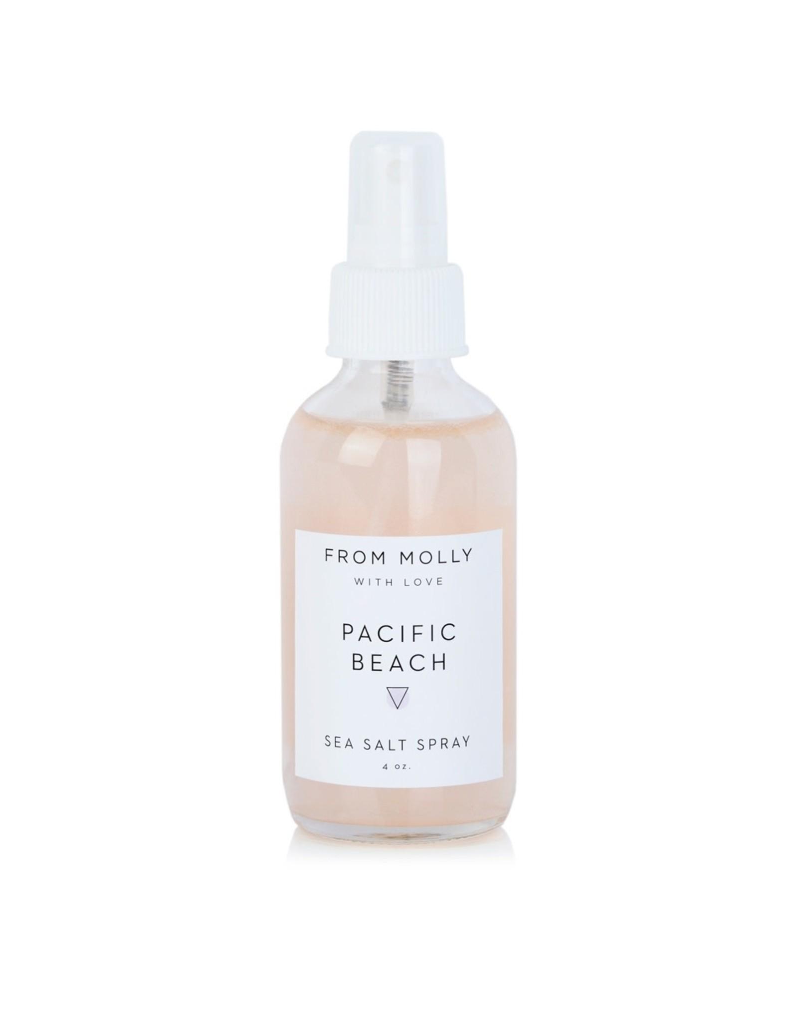 From Molly With Love Pacific Beach Sea Salt Hair Spray