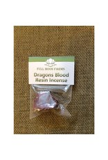 Full Moons Farms Resin Incense | Dragons Blood